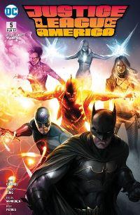 Justice League Of America #5: Der Gott der Superhelden, Rechte bei Panini Comics