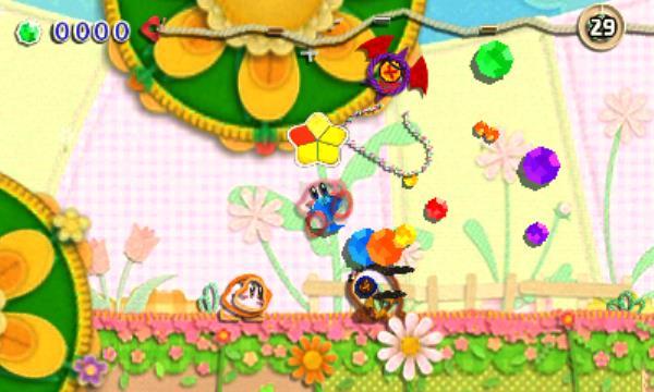 Kirby und das magische Garn Bild 1