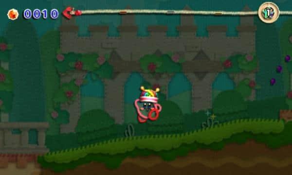 Kirby und das magische Garn Bild 2