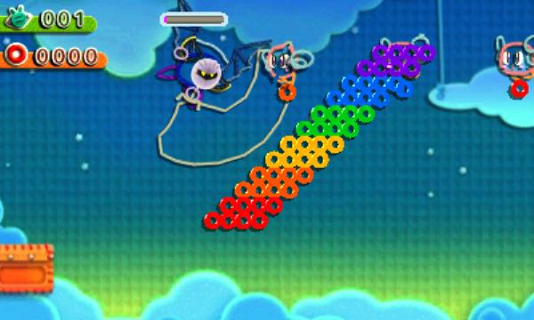 Kirby und das magische Garn Bild 3