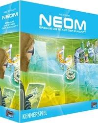 Neom - Erbaue die Stadt der Zukunft - Cover