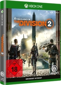 Tom Clancy's The Division 2, Rechte bei Ubisoft