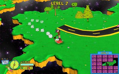 ToeJam & Earl: Back in the Groove, Rechte bei HumaNature Studios