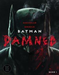 Batman: Damned #1, Rechte bei Panini Comics