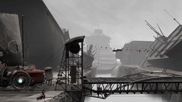 FAR Lone Sails Bild 2