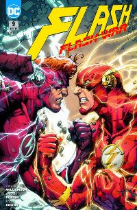Flash #9: Flash War, Rechte bei Panini Comics