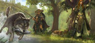 Handbuch: Vermächtnis der Wildnis, Rechte bei Ulisses Spiele