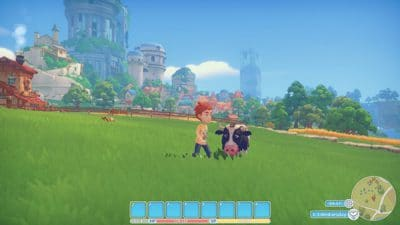 My Time At Portia, Rechte bei Team17 Digital