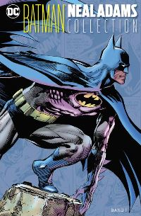 Batman: Neal Adams Collection #1, Rechte bei Panini Comics