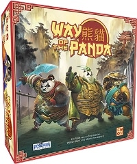 Way of the Panda, Rechte bei Ulisses Spiele