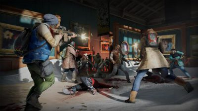 World War Z, Rechte bei Saber Interactive / Koch Media