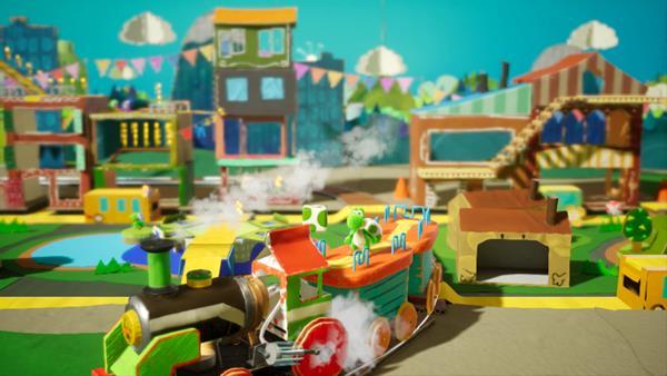 Yoshis Crafted World Bild1