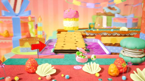 Yoshis Crafted World Bild2