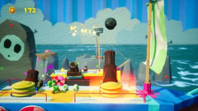 Yoshi´s Crafted World, Rechte bei Nintendo