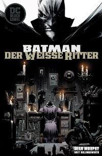 Batman: Der Weisse Ritter, Rechte bei Panini Comics