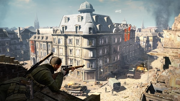 Sniper Elite V2 Bild 2