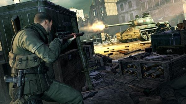 Sniper Elite V2 Bild 3