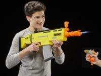 Nerf Fortnite Blaster AR-L und Micro RL