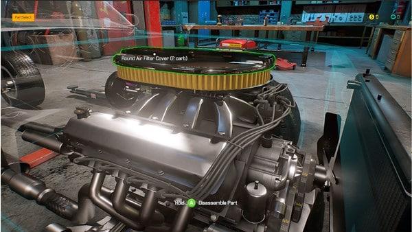 Autowerkstatt Simulator Bild 2