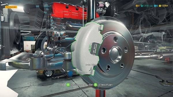 Autowerkstatt Simulator Bild 3