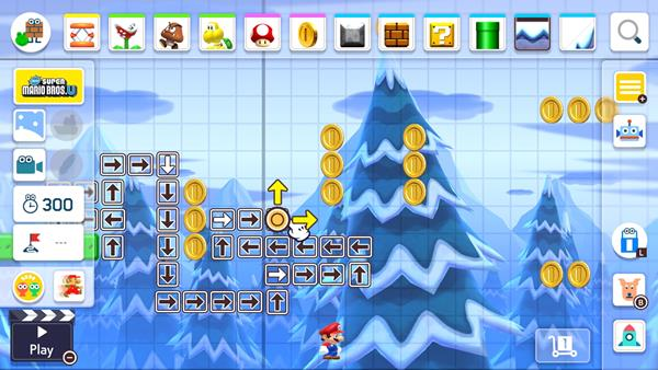 Super Mario Maker 2 Bild 1