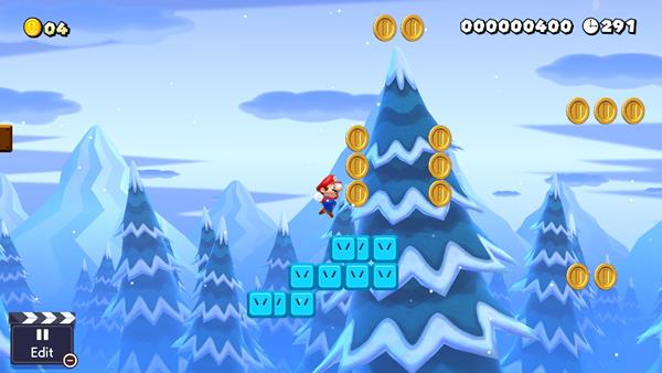 Super Mario Maker 2 Bild 2