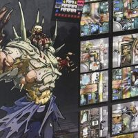 Zombicide – 9 Rue Morgue Game Tiles Pack