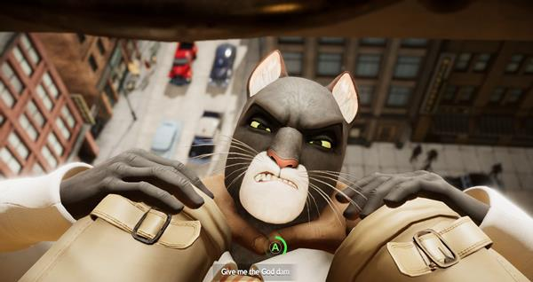 Blacksad Under the Skin Bild 1