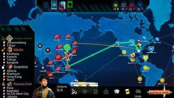 Pandemic Bild 3