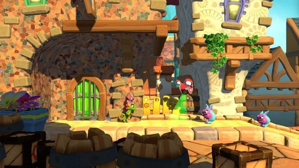 Yooka-Laylee and the Impossible Lair Bild 1