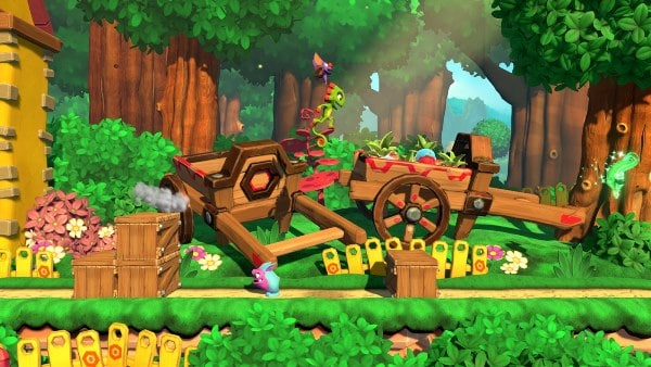 Yooka-Laylee and the Impossible Lair Bild 3