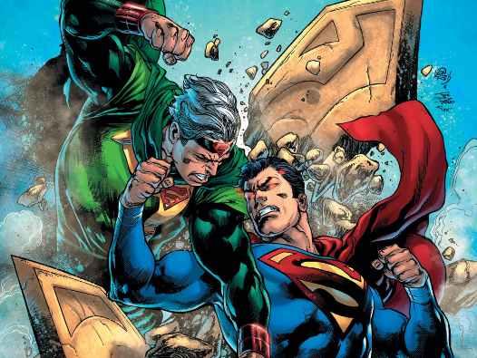 Superman Das Haus von El Cover