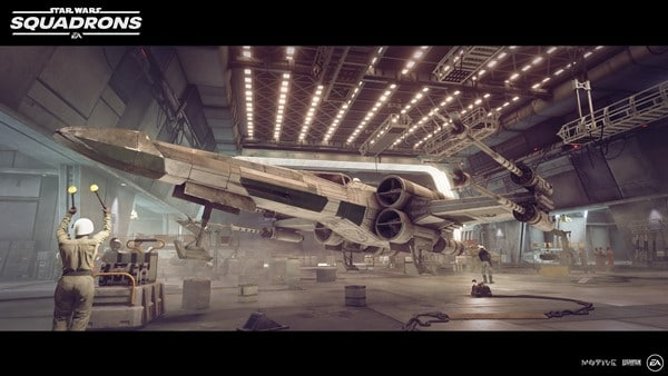 Star Wars Squadrons Bild 3