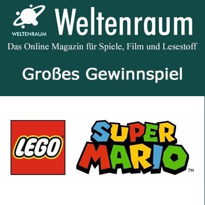 Großes LEGO Super Mario Gewinnspiel 2020