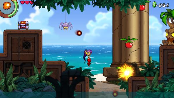 Shantae 5 Bild 2
